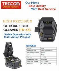 Tricom Optical Fiber Cleaver TR-63