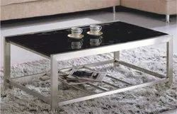 Decorative DCT 525 Centre Table With Glass