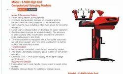 Model : E-5000 High End Computerized Stringing Machine