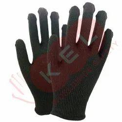 Cold Skin Seamless Thermal Yarn Gloves