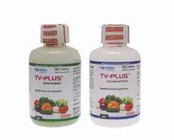 Premium Hydroponics Nutrient-TV Plus- 100 ML( Tomato & Vegetable)