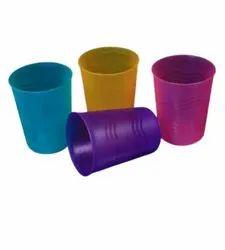 Plain Plastic Water Glass, 2mm