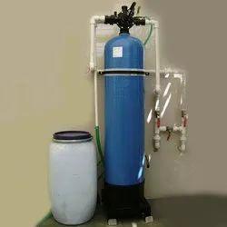 200 LPH Water Softener Plant