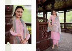 Deepsy Alankrita Designer Silk Dress Material Collection