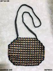 Designer Beaded Bag