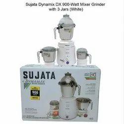 Sujata Juicer Mixer Grinder, For Home, Capacity: 2 Jars