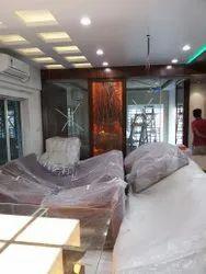 Wooden Interior Designing Service