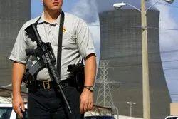 Gun Man Security Guard Service