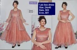 Gown 1 Pic Box Packing