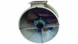Mild Steel Round Exhaust Fan Guard, Size: 25 Inch (diameter)