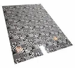 Printed Parking Tiles, Thickness: 6mm, Size: 16 x 16inch