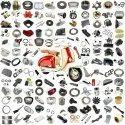 Crank Shaft And Piston Spare Parts For Lambretta GP 125/150/200