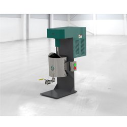 20 Hp Mild Steel Attritor Machine, 1500 Mm, Capacity: 200 Lph