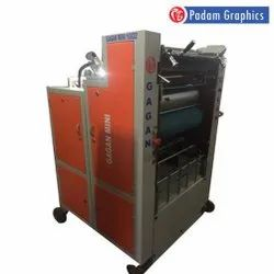 Front Loading Non Woven Bag Printing Machine