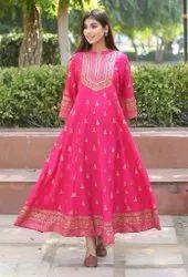 Anarkali Designer Dress