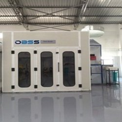OBSS Car Paint Booth Inverter Model