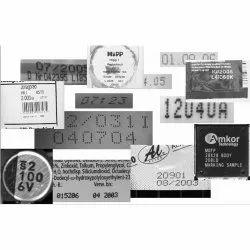 Single 2000 OCR and OCV Vision System, 230