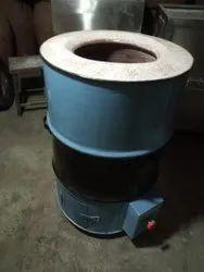 Mild Steel Gas Drum Tandoor