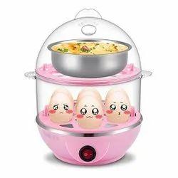 Double Egg Cooker