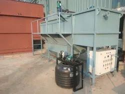Horizontal Flow Dissolved Air Flotation Units, 0.5 m, Treatment Capacity: 1000 m3/hr
