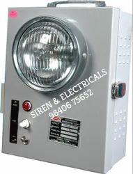 Automatic Portable Emergency Light
