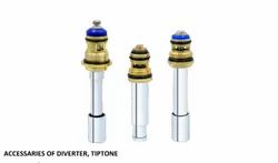 Brass Diverter Tipton