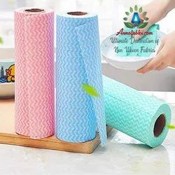 Wholesale Household Cleaning Products Kitchen Towel Non Woven Fabric