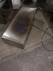 Stainless Steel Table Top Electric Dosa Bhatti
