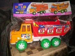 Plastic Kids Dumper Truck Toy