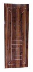 Wooden Plain Carved Door