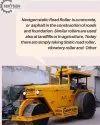 Tata Engine Road Roller