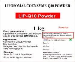 Liposomal Coenzyme Q10 Powder