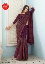 Designer Bhagalpuri Silk Sarees