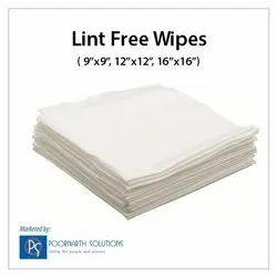 Lint Free Polyester Wipers