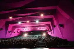 Theater Interior Designing Services