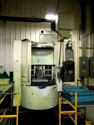 KITAMURA MYCENTER 2XiF Vertical Machining Center Double Pallet Geared Spindle