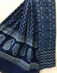 Daabu Cotton Womens Beautiful Colourful Fancy Stylish Unstitched Dress Material