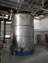 100 KL SS Storage Tank