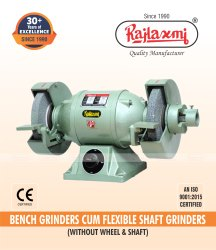 Rajlaxmi Bench Grinders Cum Flexible Shaft Grinder