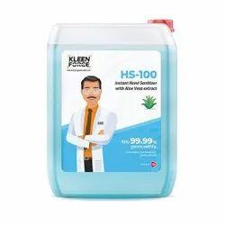 Kleen Force HS-100  Hand Sanitizer