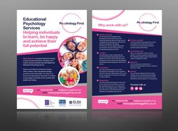 Within 5 Days Pamphlet Designing Service