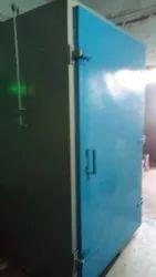 Powder Coating Polyurethane Curing Oven, Capacity: 500-1000 Kg, Model Name/Number: Dm 1001