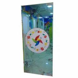Swing 11mm Toughened Glass Door