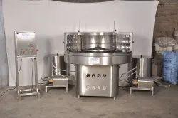 Semi Automatic Milk Bottle Washing Machine