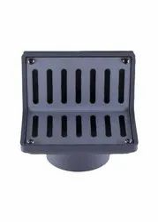 Scupper Drain Parapet Drain With Ss Grating