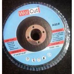 Wolcut Flap Disc