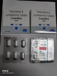 Artemether (80mg) & Lumefantrine (480mg) Tablets