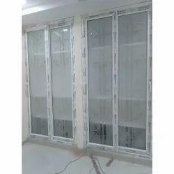 UPVC Glass Sliding Door Wardrobe