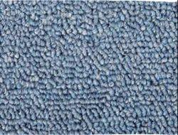 Antique Blue Polypropylene Wall to Wall Wideway Carpet