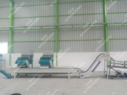 Raw Cashew Processing Machine